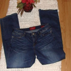 Lucky Brand Jeans (Leyla Boot)